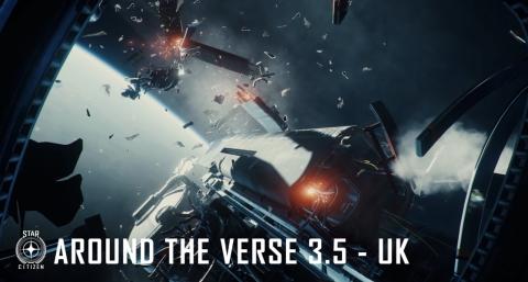 Вокруг Вселенной - Эпизод 3.5 - UK