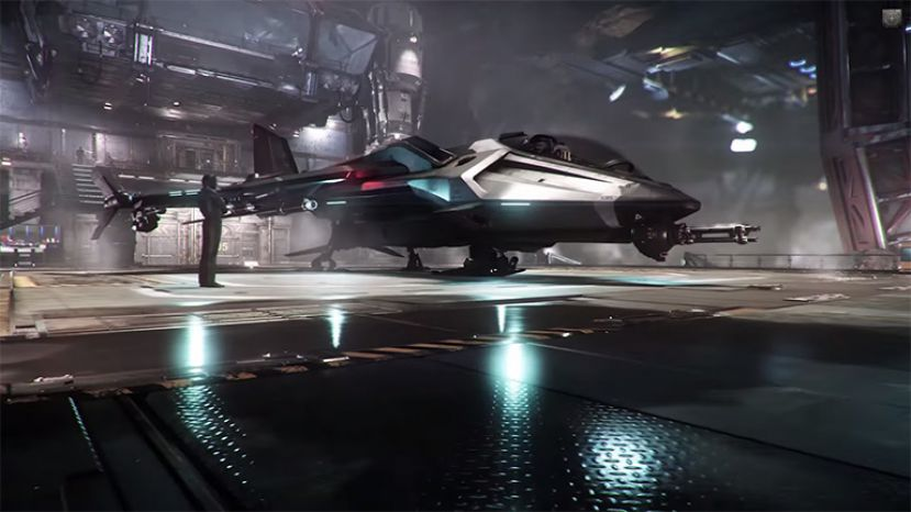 Star Citizen Foundry 42 Ship Update Video