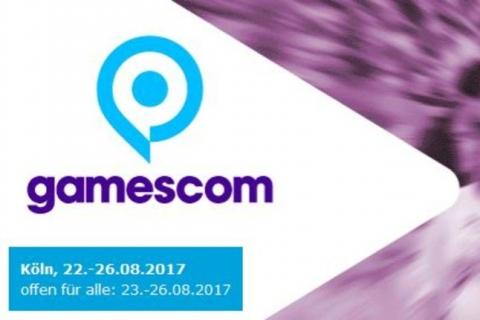 Gamescom 2017: День 1