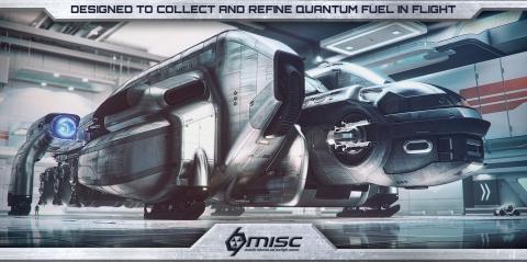 MISC Starfarer: крупные грузоперевозки