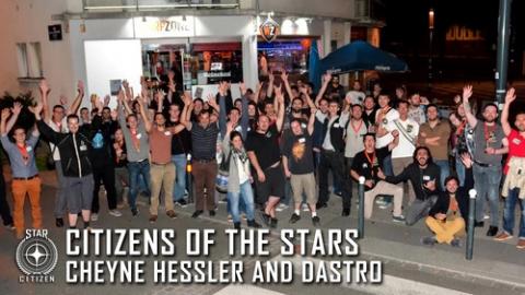 Граждане звезд: Чейн Хесслер и Dastro