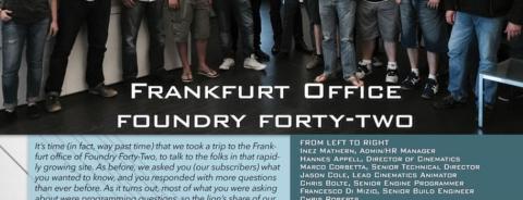 BTS: Cloud Imperium Франкфурт