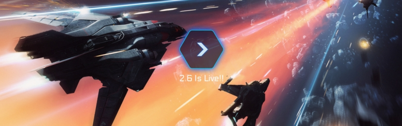 Вышел Star Citizen Alpha 2.6!