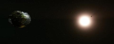 Путеводитель по Галактике: система Chronos