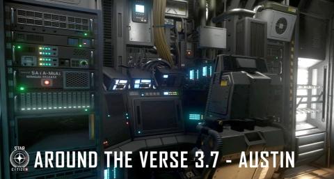 Вокруг Вселенной - Эпизод 3.7 - Остин