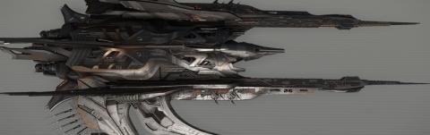 Секретный доклад: Обнаружен бомбардировщик Vanduul