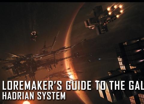 Путеводитель по Галактике: система Hadrian