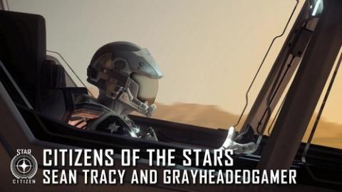 Граждане звезд: Шон Трейси и GrayHeadedGamer