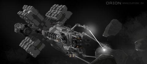 Хранилище концептов Ориона: Займ во вселенной